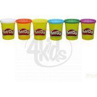 Play-Doh balení 6 tub Základní barvy