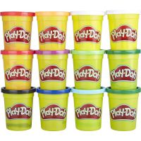 Play-Doh Balení 12 ks kelímků zimních barev