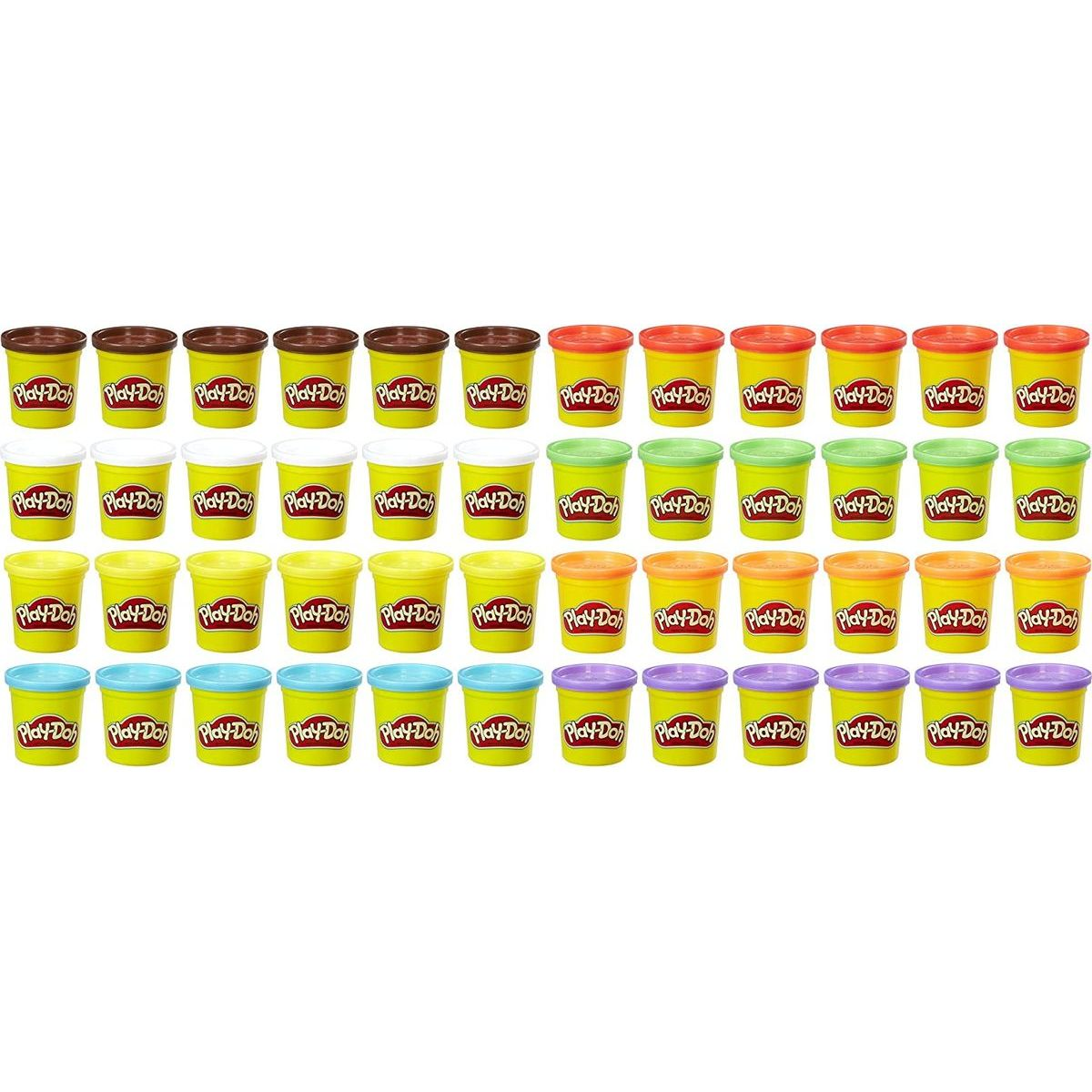 Play-Doh balení 48 ks kelímků