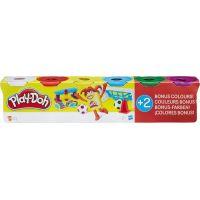Play-Doh balení 6 tub Základní barvy 2