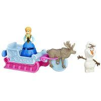 Play-Doh Disney Frozen Dobrodružství na saních 2