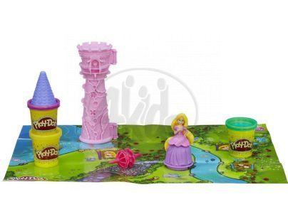 Play-Doh Disney Princes Věž princezny Locilky