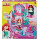 Play-Doh Disney Princes Zámek princezny Ariel 4