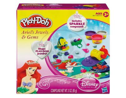 Play-Doh Disney Princezny hrací set - Ariel
