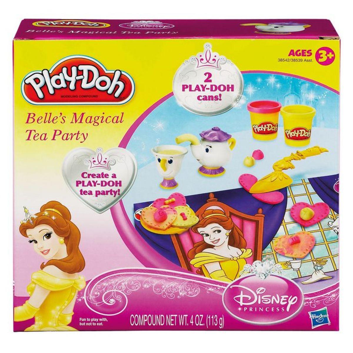 Play-Doh Disney Princezny hrací set - Belle