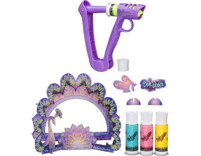 Play-Doh DohVinci Třpytivý dekorační rámeček