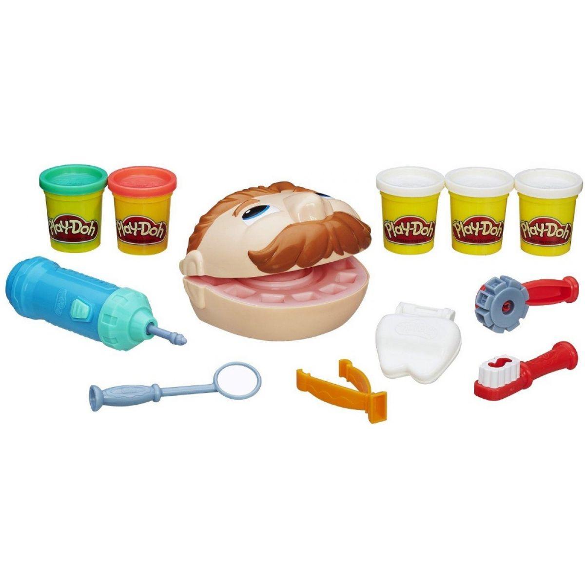 Play-Doh Doktor Zubař Drill'N Fill