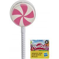 Play-Doh Lízátko růžovobílé
