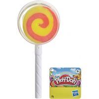 Play-Doh Lízátko žlutooranžová spirála