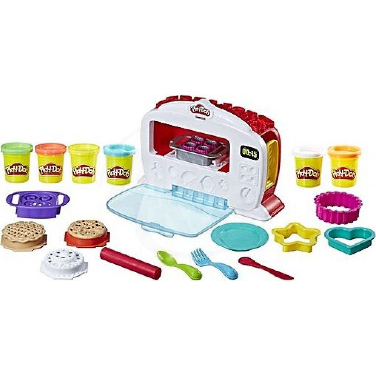 Hasbro Mikro Play-Doh vlnná trouba s efekty