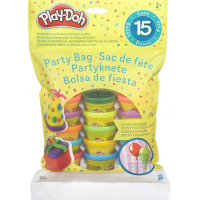 Play-Doh Párty Sáček s 15 kelímky