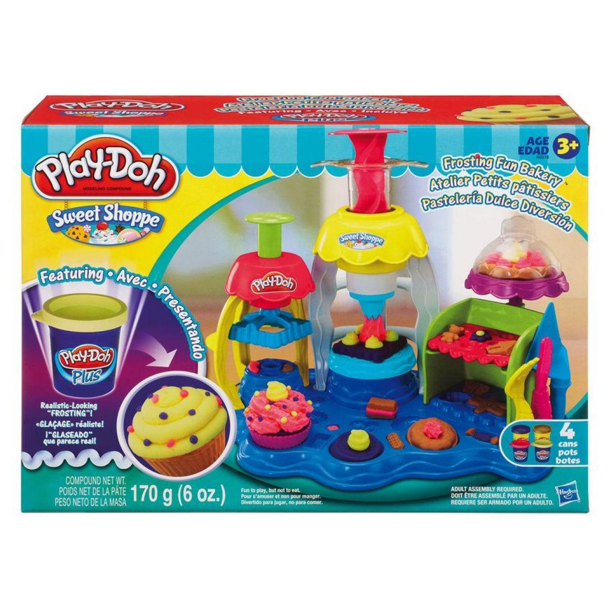 Play-Doh Zábavná pekárna