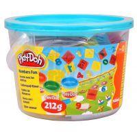 Play-Doh Praktický kyblík - Číslice 23326