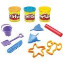 Play-Doh Praktický kyblík - Pláž 23242 2