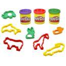 Play-Doh Praktický kyblík - ZOO 23413 2