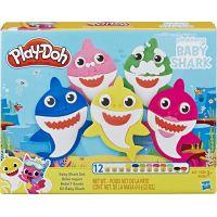 Play-Doh Sada Baby Shark - Poškodený obal 4