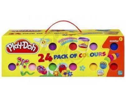 Play-Doh - Sada modelíny 24 ks (20383)