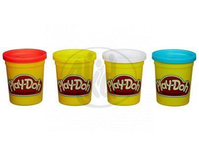 Hasbro 22114_22874 - Play-Doh - 4-balení modelíny - Fantazie autíčko