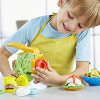 Play-Doh Sada s mlýnkem na výrobu těstovin 4