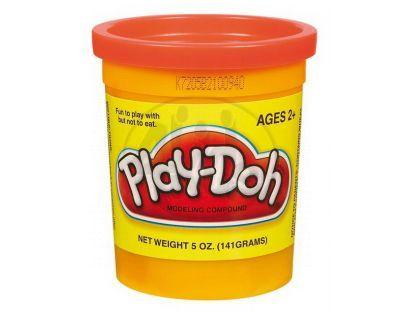 Play-Doh Samostatná tuba 141g oranžová