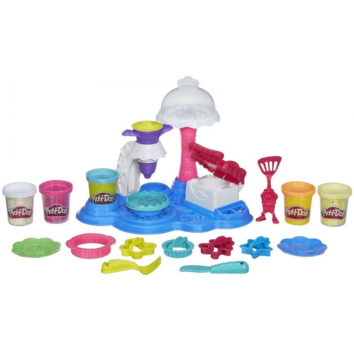 Play-Doh Set párty dort - Poškozený obal