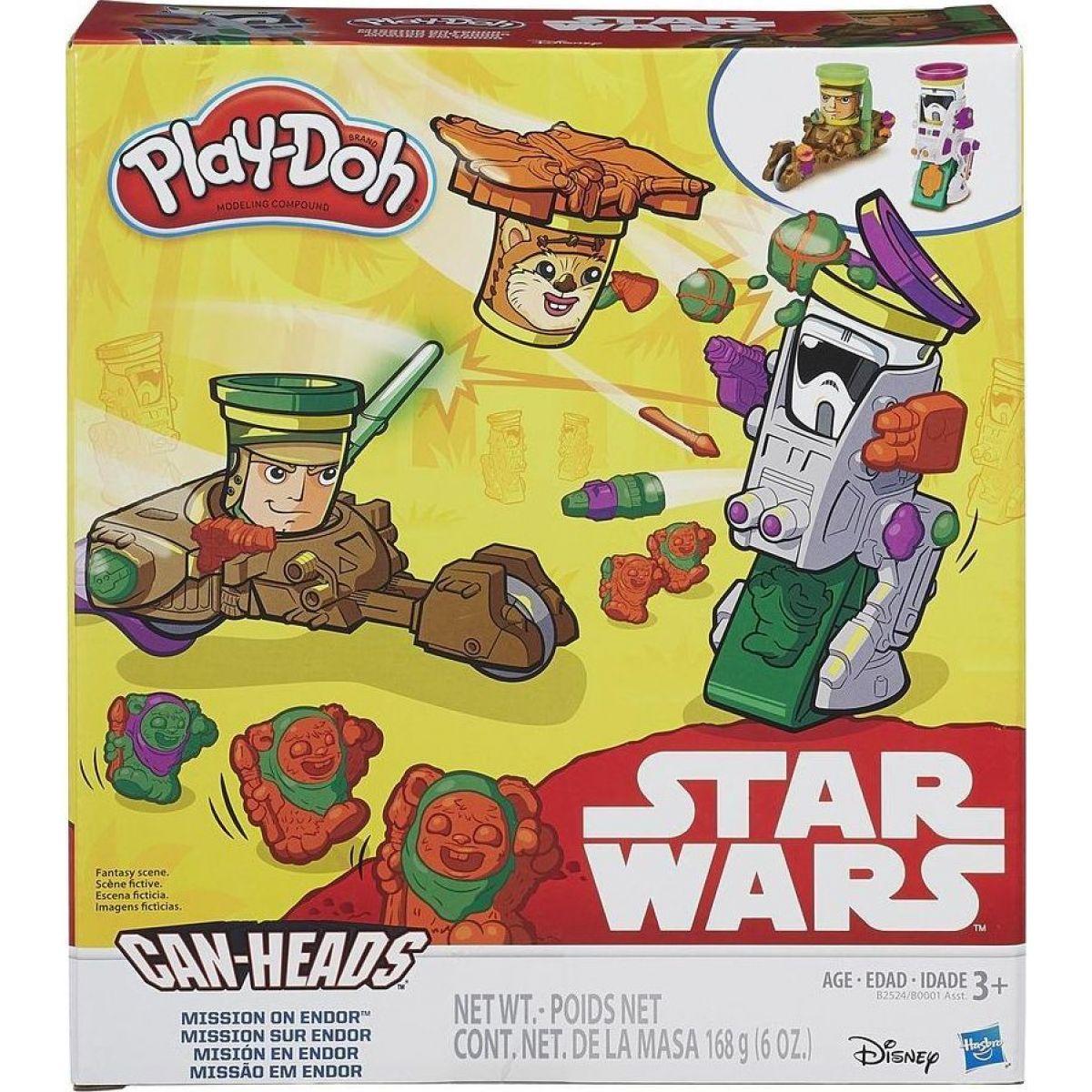 Play-Doh Star Wars VOZIDLA DVOJBALENÍ RONA