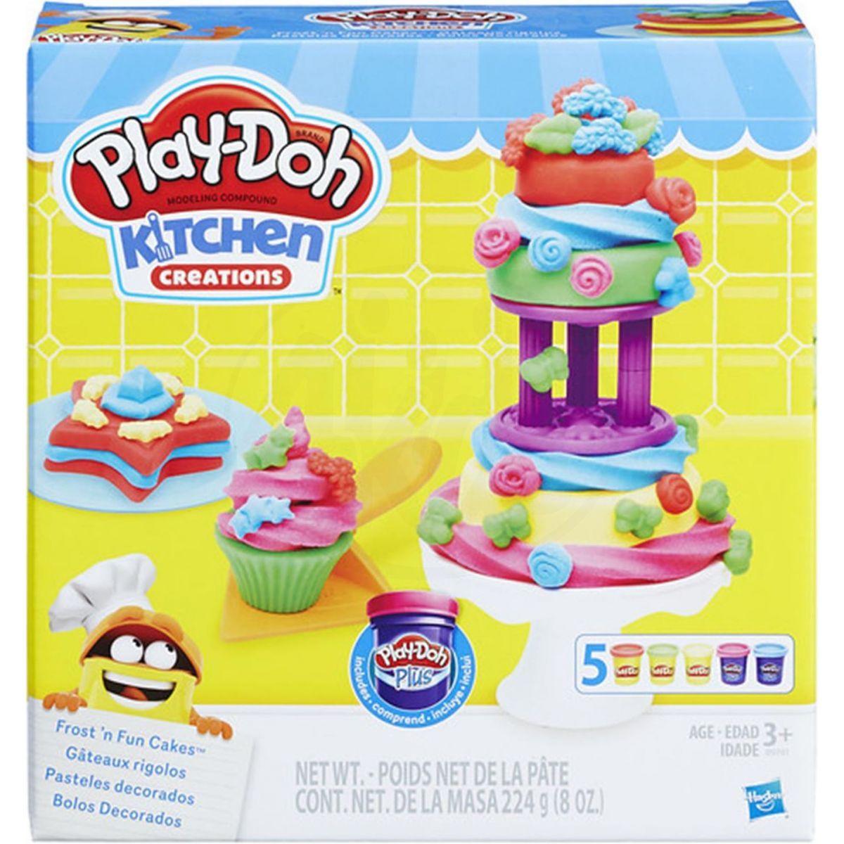 Play-Doh Sada na pečení pečení
