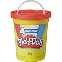 Play-Doh Super balení modelíny v kyblíku červená