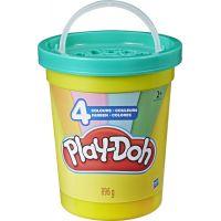 Play-Doh Super balení modelíny v kyblíku zelená