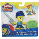 Play-Doh Town figurka - Policista 4