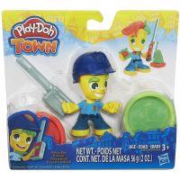 Play-Doh Town figurka - Policista 4