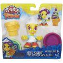 Play-Doh Town figurka - Zmrzlinářka 4
