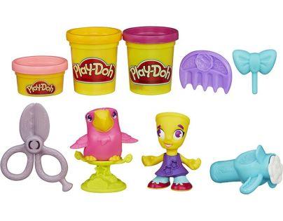 Play-Doh Town Figurka se zvířátkem - Kadeřnice