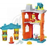 Play-Doh Town Požární stanice