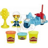 Play-Doh Town vozidla - Policejní vozidlo