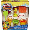 Play-Doh Town vozidla - Skutr s pizzařem 4