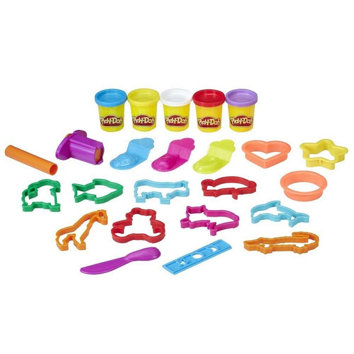 Play-Doh Velký box s modelínou a vykrajovátky Play-Doh