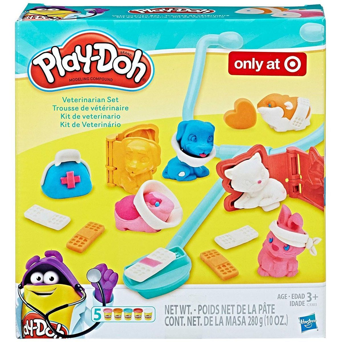 Play-Doh Veterinarian set