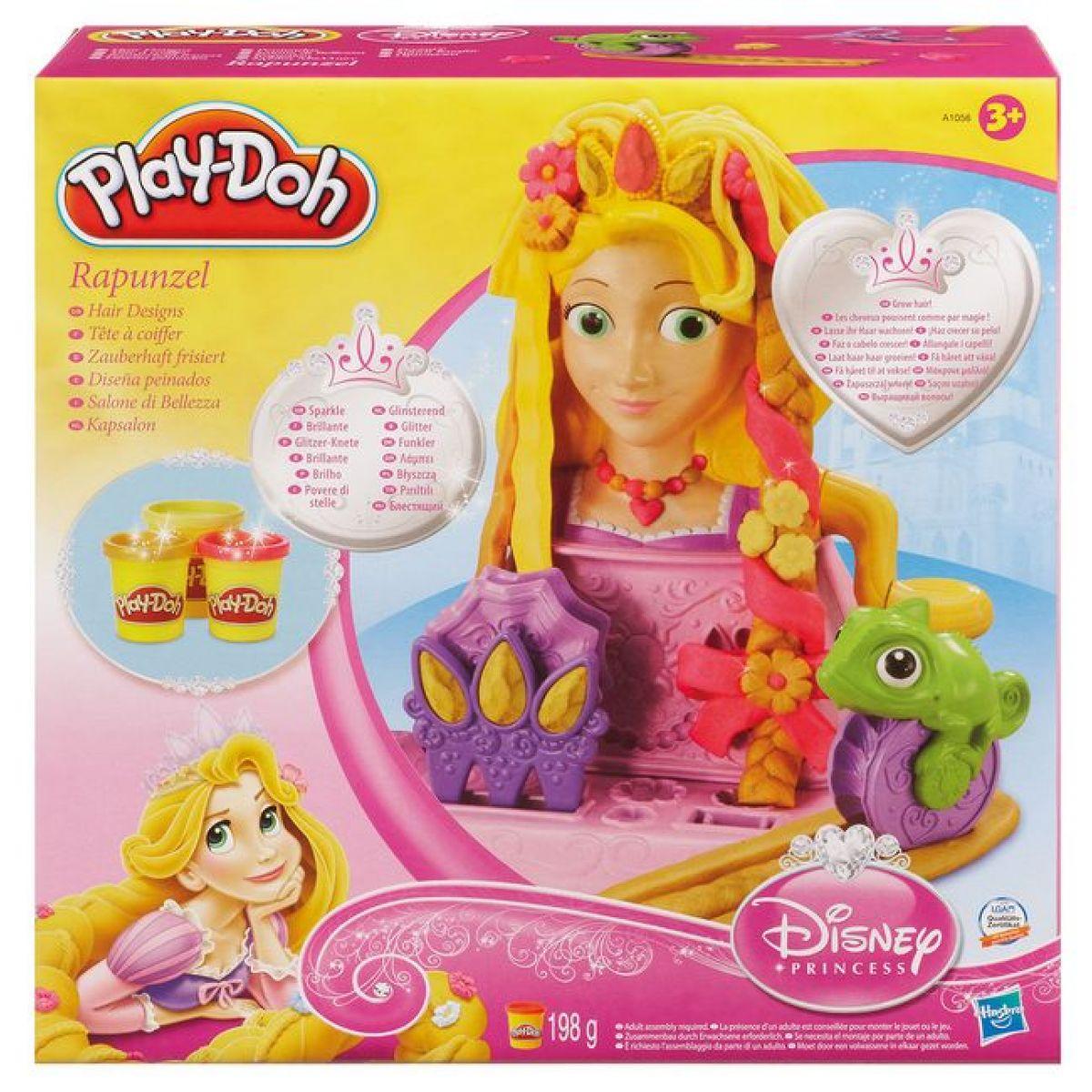 Hasbro A1056 - Play-Doh Disney Princes Locika vlasové studio