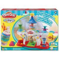 Play-Doh výroba zmrzlinových pohárů a nápojů + BONUS 3