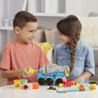 Play-Doh Wheels Betonová míchačka 5