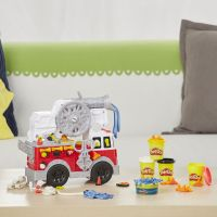Play-Doh wheels Hasičský vůz 3
