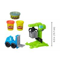 Play-Doh Wheels Stavba 2