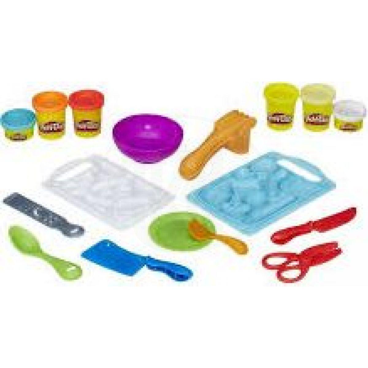 Play-Doh Zelenina s příslušenstvím