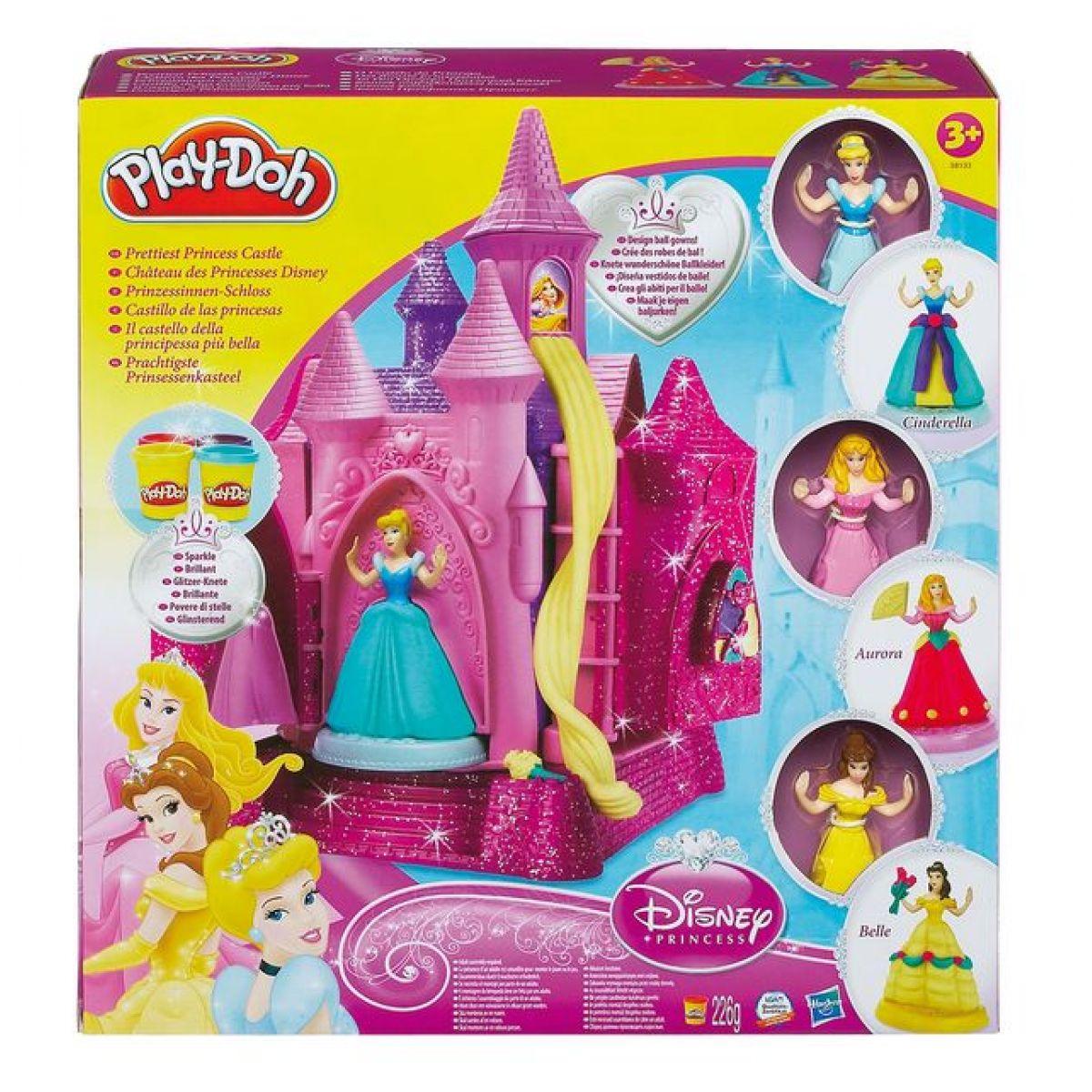 Hasbro 38133 - Play-Doh Zámek pro princezny