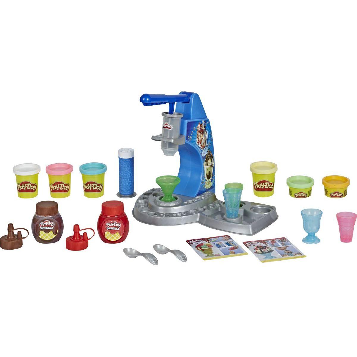 Play-Doh Zmrzlinová sada s polevou