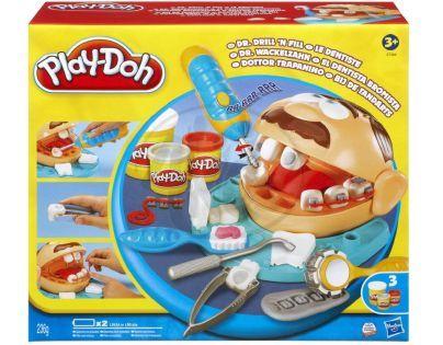 PLAY-DOH zubař doktor drill n fill (HASBRO 37366)