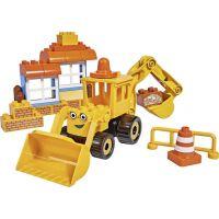 PlayBig Bloxx Bořek Stavitel Béďa žlutý bagr