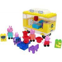 PlayBig Bloxx Peppa Pig Karavan s příslušenstvím