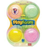 PlayFoam Boule 4pack - Třpytivé